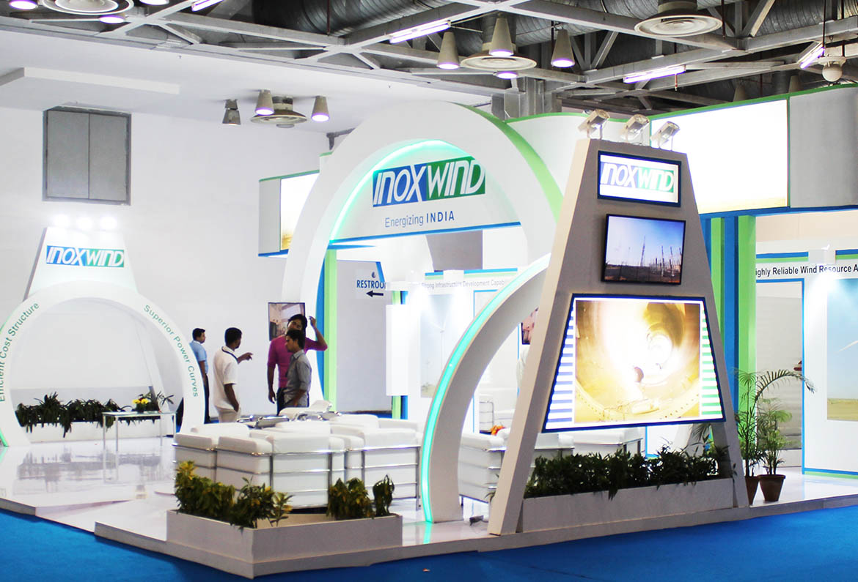 Exhibition Stand Design Decor : Oberoi exhibition decor solutions pvt ltd