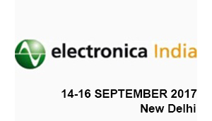 Electronica India New Delhi 2017